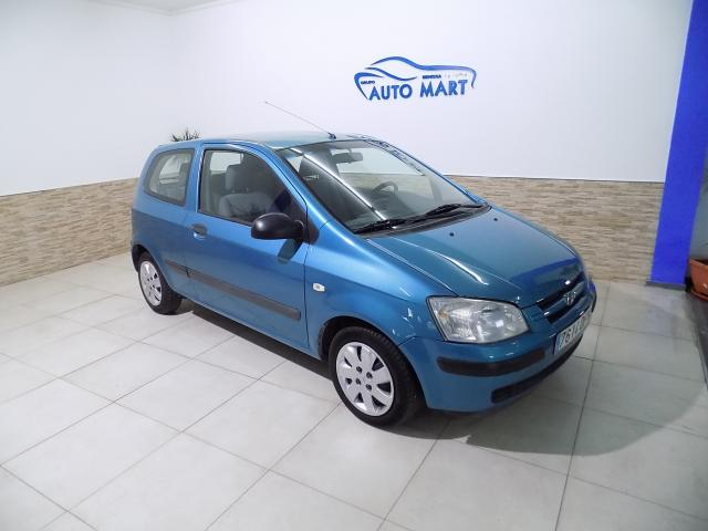 Hyundai Getz 1.1 Basis - 2005 - Gasolina