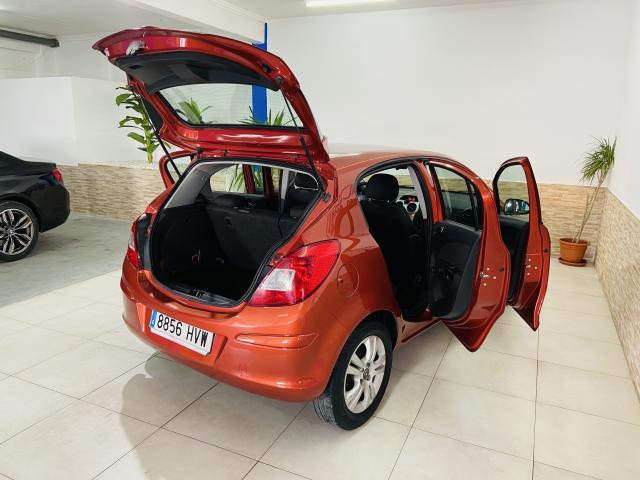 Opel Corsa 1.25 - 2014 - Gasolina