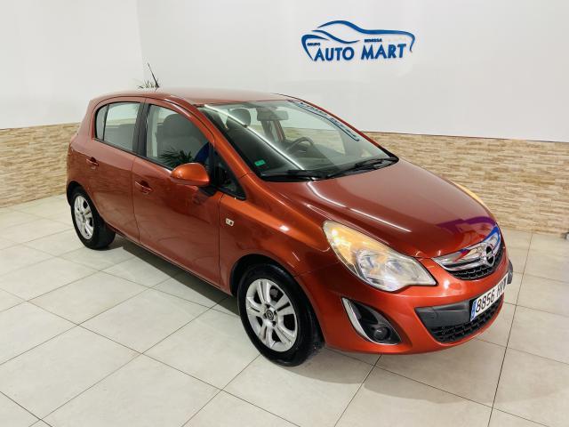Opel Corsa 1.2 - 2014 - Gasolina