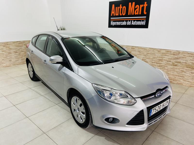 Ford Focus 1.6 TI-VCT Trend - 2012 - Gasolina