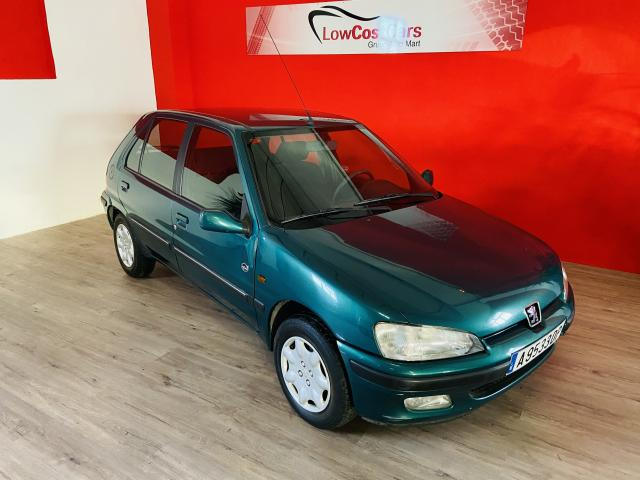 Peugeot 106 1.4 Long Beach - 1998 - Gasolina