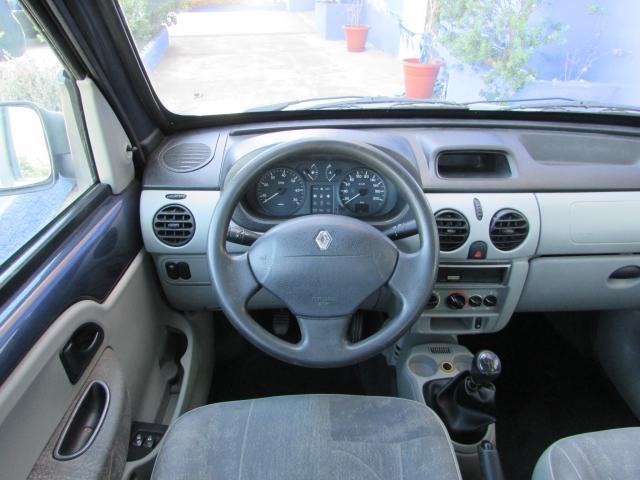 Renault Kangoo 1.5 del año 2003 a la venta en Benissa, Alicante.