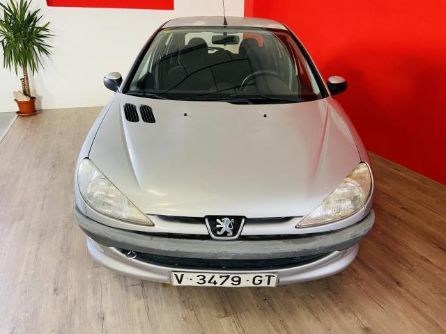 Peugeot 206 - 1999 - Gasolina