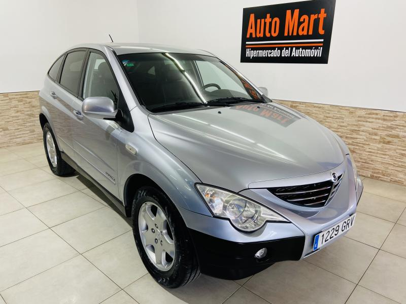 SsangYong Actyon 2.0 200 Xdi - 2009 - Diesel
