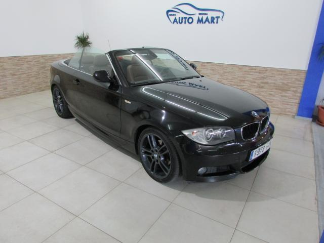 BMW Serie 1 - 118d Cabrio - Paquete M / M Pack - E88 - 2010 - Diesel