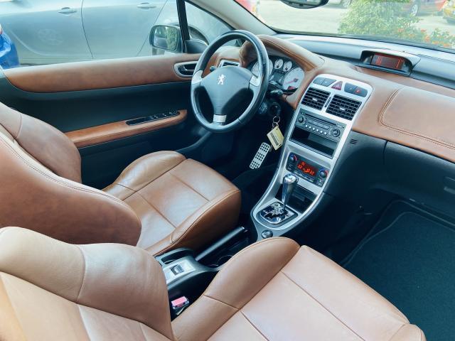 Peugeot 307 CC - 2005 - Gasolina