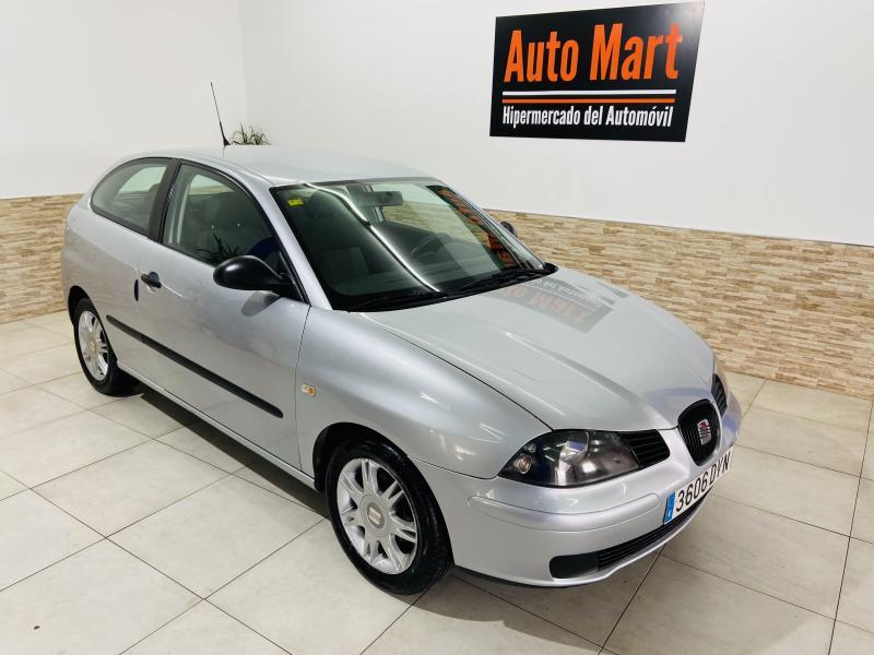 Seat Ibiza 1.4 16V 75 CV Stylance Auto - 2006 - Gasolina