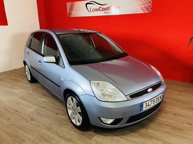 Ford Fiesta 1.6 Trend - 2005 - Gasolina