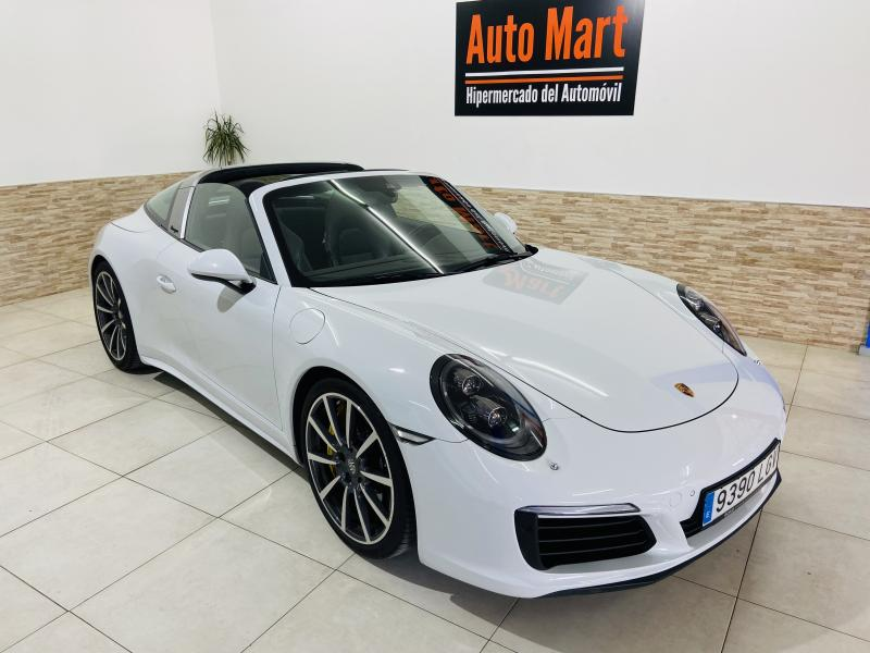 Porsche 911 Carrera Targa 4 S 3.0 DFI 24V PDK 420 cv - 911.2 - 2017 - Gasolina