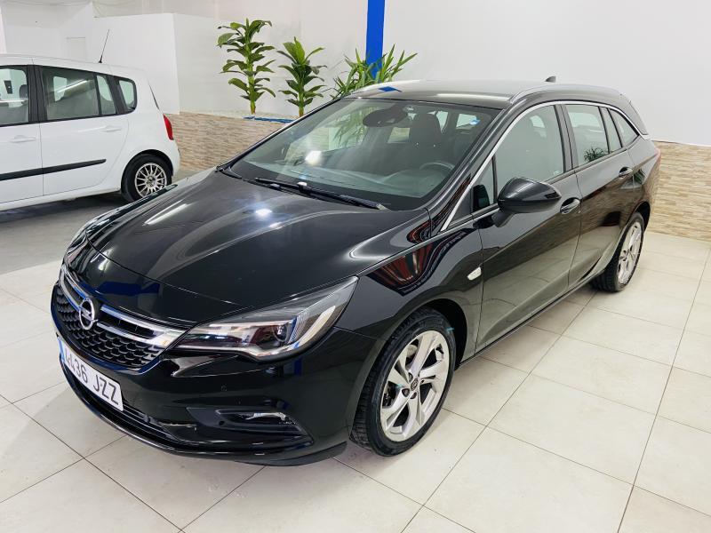 Opel Astra ST 1.6 CDTi S/S Dynamic - 2017 - Diesel
