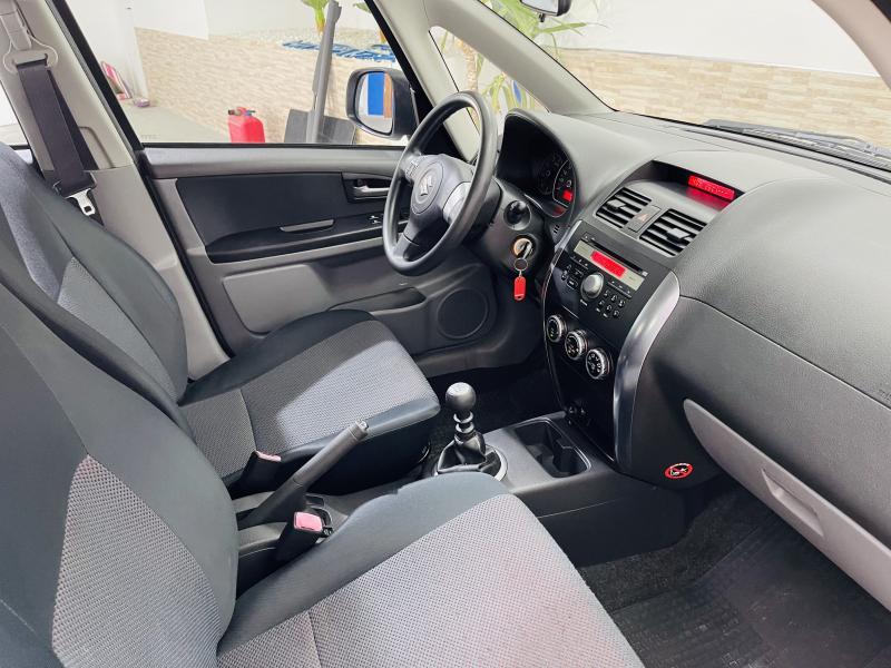Suzuki SX4 1.9 DDIS GLX - 2006 - Diesel