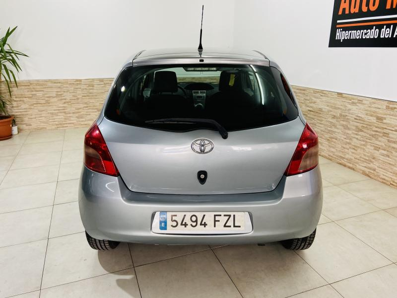 Toyota Yaris 1.4 D4D - 2008 - Diesel