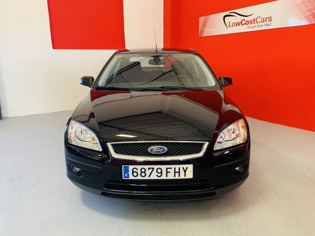 Ford Focus 1.6 TI-VCT Ghia del año 2006 a la venta en Benissa, Alicante.