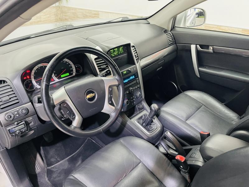 Chevrolet Captiva 2.0 VCDI - 2009 - Diesel