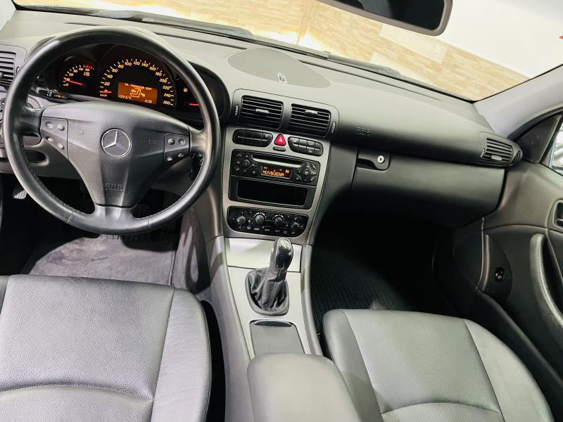 Mercedes-Benz Clase C - 220 CDI Sportcoupe - 2004 - Diesel