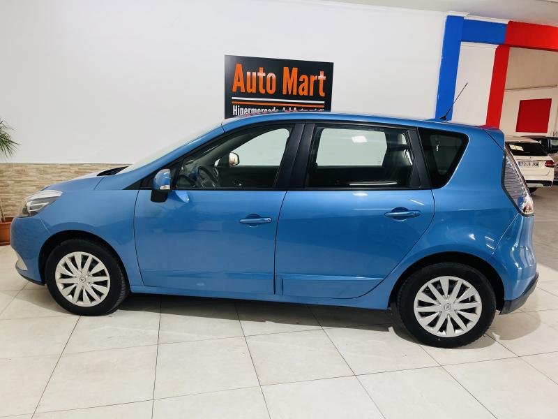 Renault Scenic 1.2 Limited Energy Tce 115 - 2014 - Gasolina