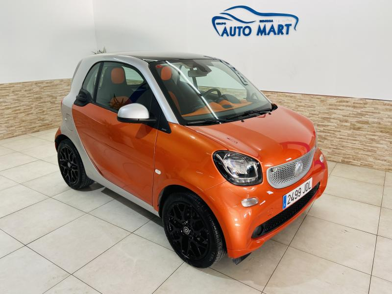 Smart Fortwo Coupe Passion - 2015 - Gasolina