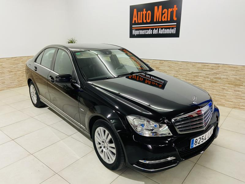Mercedes-Benz Clase C - C 200 CDI BlueEFFICIENCY - W204 - 2011 - Diesel