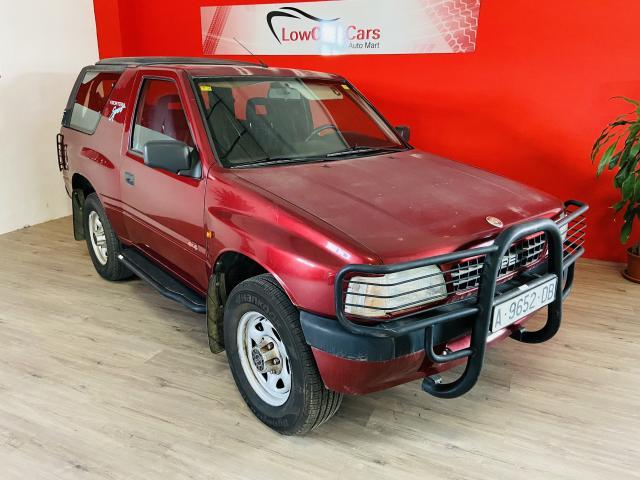 Opel Frontera 2.5 - 1996 - Diesel