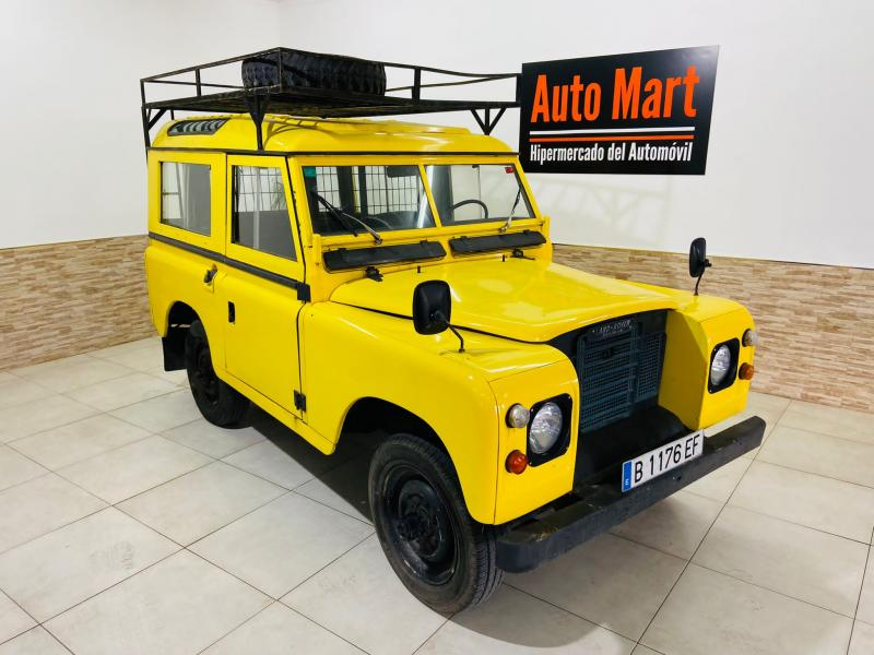 Land Rover Santana - 1980 - Diesel