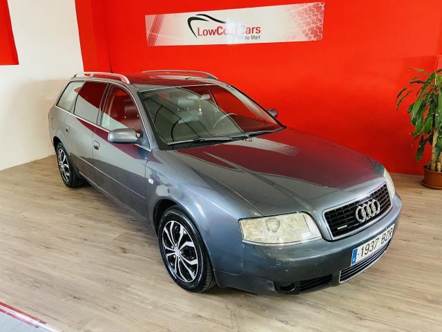Audi A6 Avant - 2002 - Gasolina