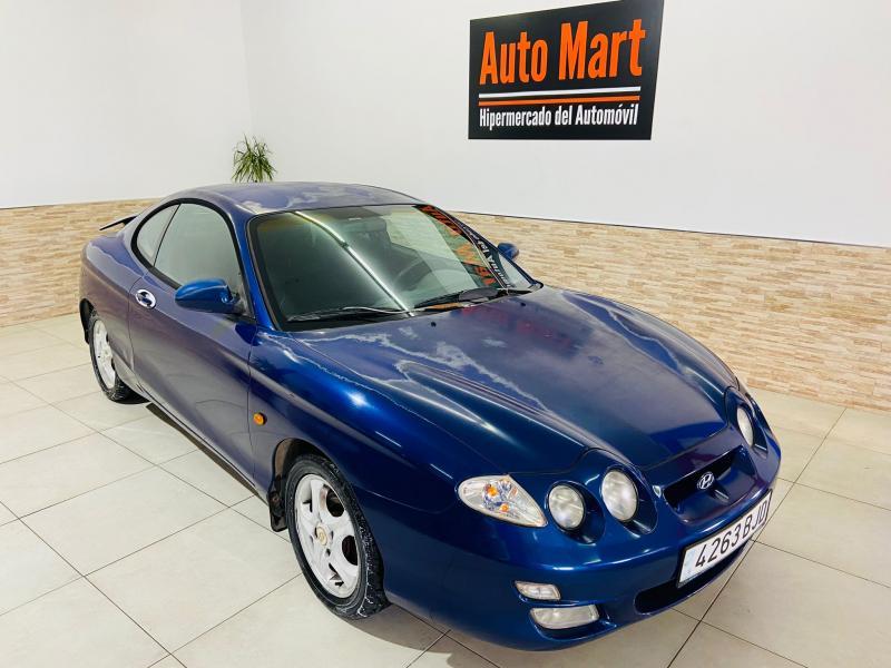 Hyundai Coupe 1.6i 16v - 2001 - Gasolina