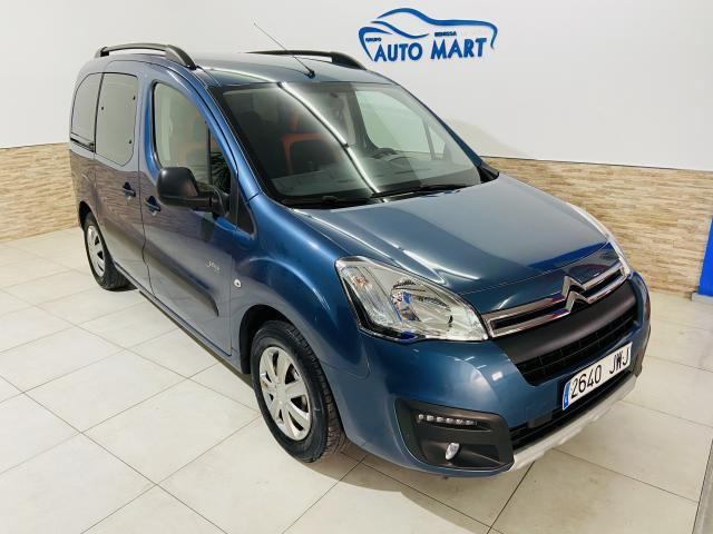Citroen Berlingo Multispace 1.6 Blue HDi - 2017 - Diesel