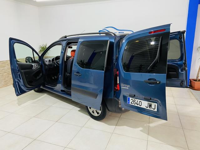 Citroen Berlingo Multispace 1.6 Blue HDi - 2017 - Diesel