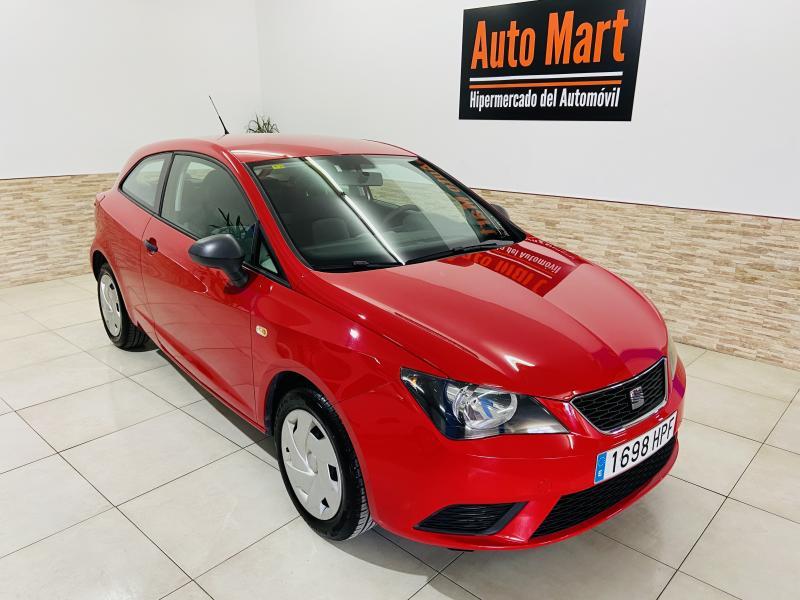 Seat Ibiza SC 1.2 12v 70cv Reference - 2013 - Gasolina