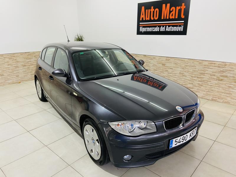 BMW Serie 1 - 118D - 2005 - Gasolina