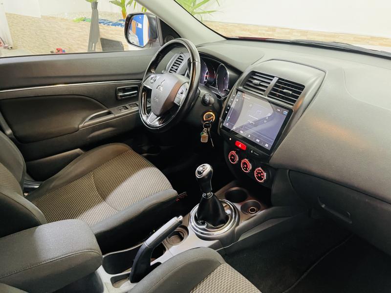 Mitsubishi ASX 160 Challenge - 2016 - Gasolina