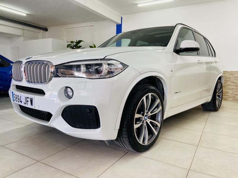 BMW X5 xDrive 40 M-Pack 4x4 - 2015 - Diesel