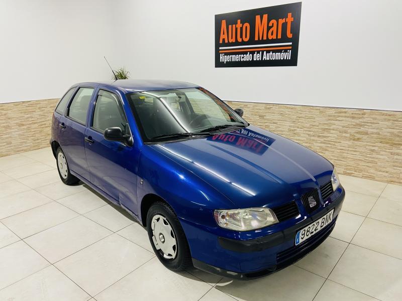 Seat Ibiza 1.4 - 2001 - Gasolina