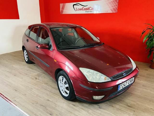 Ford Focus - 2003 - Gasolina
