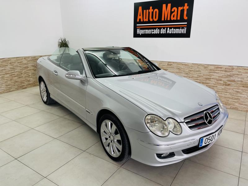 Mercedes-Benz Clase CLK - CLK 200 Kompressor - A209 - 2008 - Gasolina