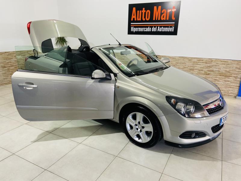 Opel Astra Twin Top 1.6 16v Enjoy - 2010 - Gasolina