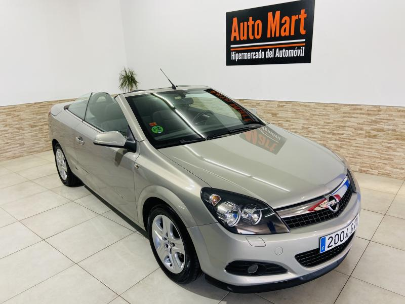 Opel Astra Twin Top 1.6 16v Enjoy - 2010 - Gasolina
