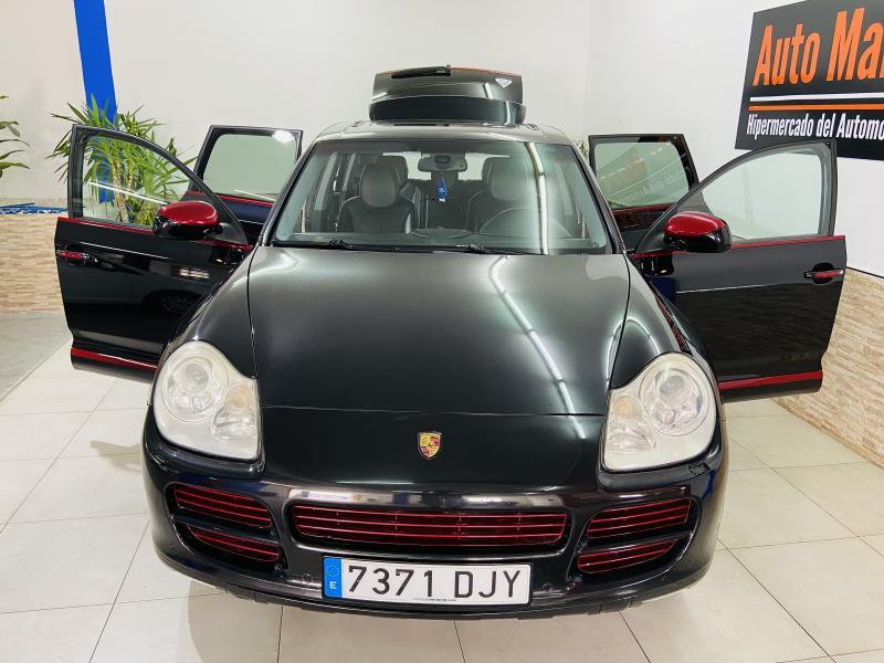 Porsche Cayenne S 4x4 - 2005 - Gasolina