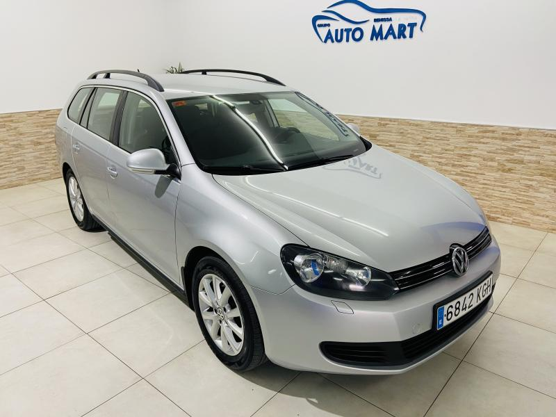 Volkswagen Golf Variant 1.6 TDI CR Advance DSG - 2010 - Diesel