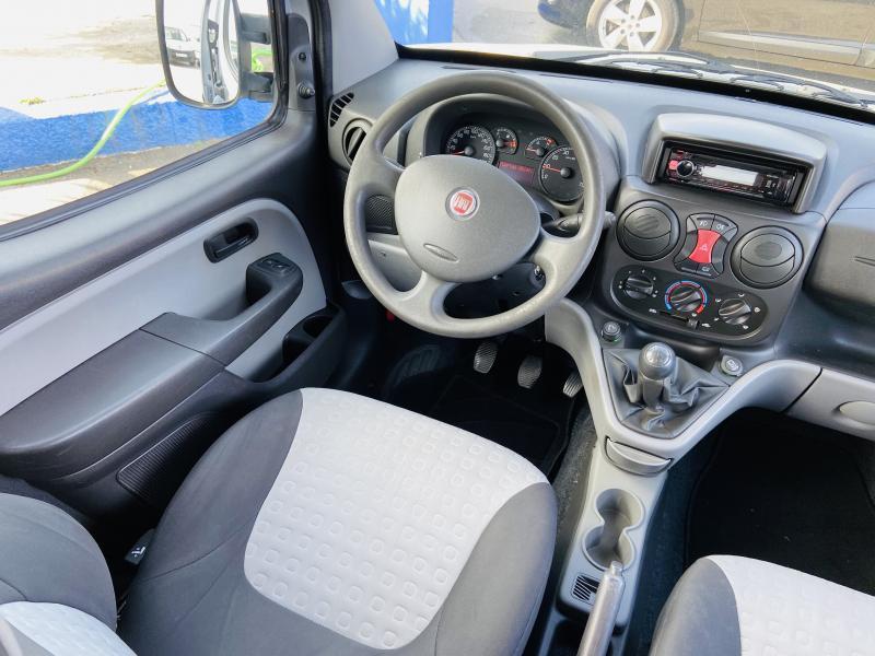 Fiat Doblo Combi 1.3 Mjt Active N1 - 2009 - Diesel