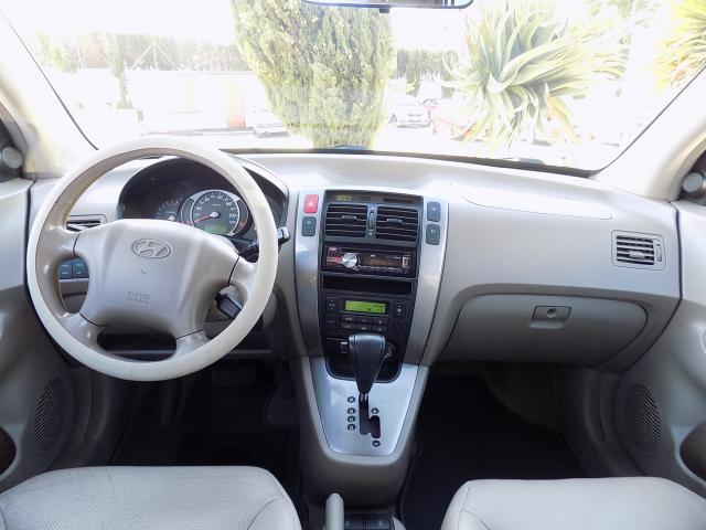 Hyundai Tucson 2.7 V6 Style 4x4 del año 2005 a la venta en Benissa, Alicante.