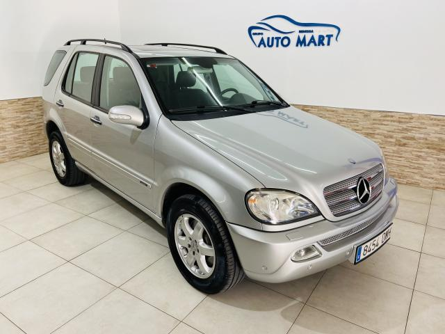 Mercedes-Benz Clase ML - ML 400 CDI - W163 - 2004 - Diesel