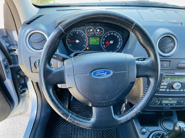 Ford Fusion 1.4 TDCi Ambiente - 2008 - Diesel