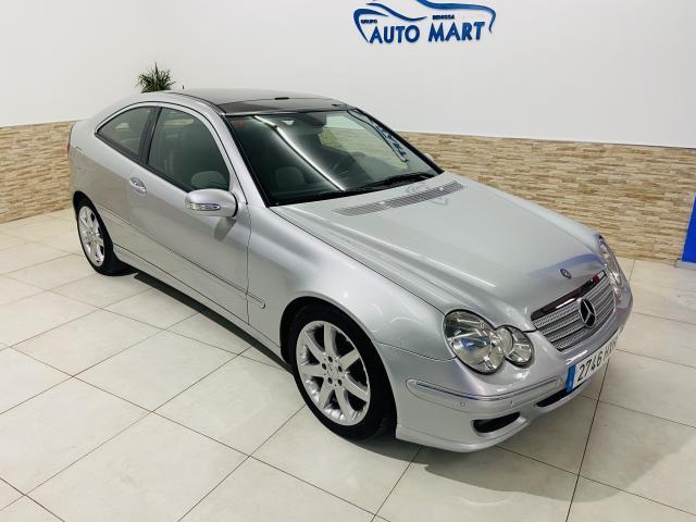 Mercedes-Benz Clase C - C 200 1.8 Kompressor - W203 - 2007 - Gasolina