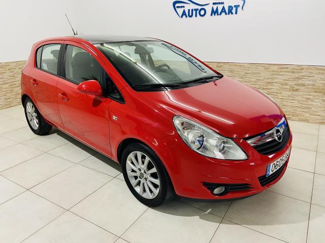 Opel Corsa 1.2 Cosmo MTA - 2009 - Gasolina