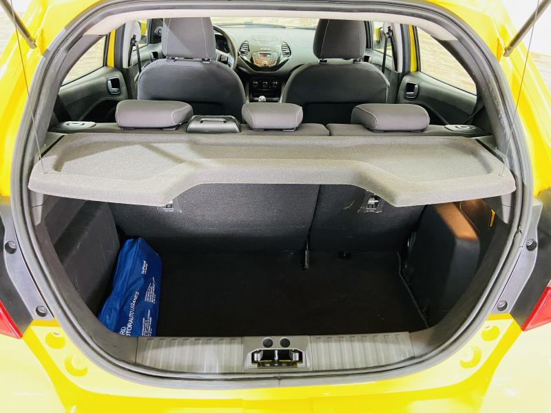 Ford Ka+ 1.2 Ti-VCT - 2017 - Gasolina