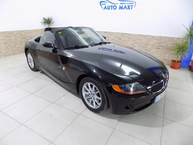 BMW Z4 Roadster 2.0i - E85 - 2005 - Gasolina