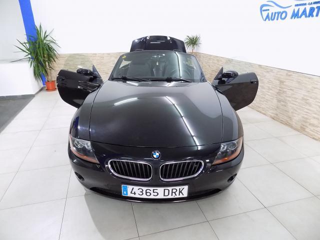 BMW Z4 Roadster 2.0i - E85 del año 2005 a la venta en Benissa, Alicante.