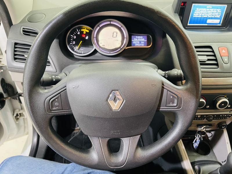 Renault Megane SW Break - 2012 - Diesel