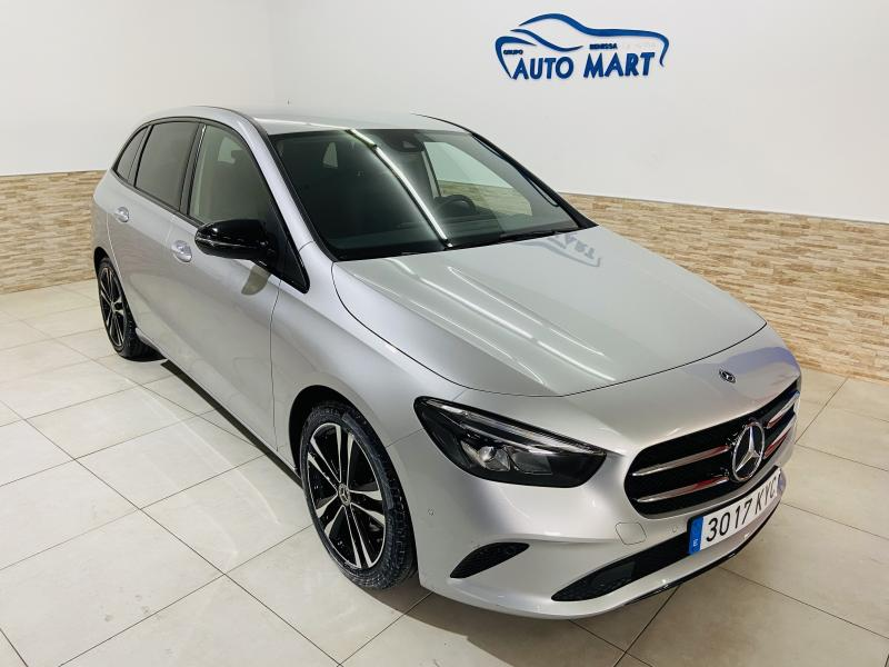 Mercedes-Benz Clase B - B 200D Sport Night Pack Auto - 2019 - Diesel